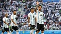 Pháp 4-3 Argentina: Mbappe rực sáng với cú đúp. Messi và đồng đội bị loại