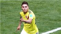 Quintero: Nguồn cảm hứng mới của Colombia