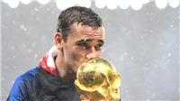 Quả bóng vàng 2018: Thế độc tôn Messi - Ronaldo bị phá vỡ. Chân giá trị sẽ được tôn vinh