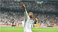 Sergio Ramos là chiến binh của những khoảnh khắc kỳ diệu