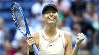 Có một Sharapova kiên cường và lì lợm, đã sẵn sàng chinh phục Roland Garros
