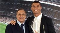 Ronaldo lại chơi 'chiêu' với Perez chẳng qua cũng chỉ vì tiền