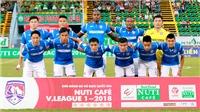 Than Quảng Ninh kiên trì bám đuổi Hà Nội FC