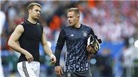 Đội tuyển Đức: Neuer bắt chính là sự bất công với Ter Stegen