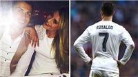 Cristiano Ronaldo dùng cún cưng gạ tình người mẫu