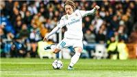 Luka Modric là người giúp Real vĩ đại trở lại