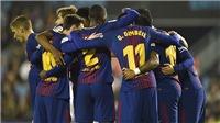 Barca chỉ cần 3 điểm nữa là tới thiên đường