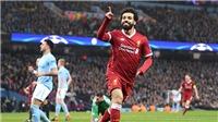 Liverpool: Mohamed Salah ghi bàn liên tục có phải là ăn may?