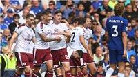 01h45 ngày 20/04, Burnley – Chelsea (lượt đi 3-2): Thử thách lớn ở Turf Moor