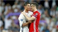 Robert Lewandowski ghi bàn rồi về Madrid?