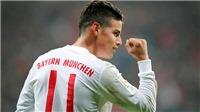 Ngày James Rodriguez 'báo thù' Real Madrid?