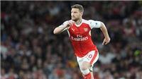 Thành bại của Arsenal phụ thuộc vào Mustafi