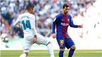 Kinh điển Barcelona vs Real Madrid (01h45, 7/5): Vì danh dự, vì niềm tin chiến thắng