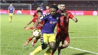 Vòng 7 V-League: 'Nóng' trọng tài, nguội chuyên môn