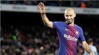 Barca và nhiệm vụ tìm Mascherano mới