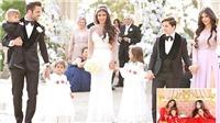 Fabregas bất ngờ làm đám cưới với bạn gái hơn 12 tuổi