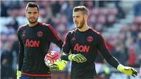 Đừng ngạc nhiên nếu Mourinho dùng Romero cuối tuần này