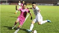 'Ronaldo xứ Nghệ' tỏa sáng, HLV Miura thở phào