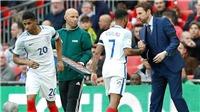 Hướng tới World Cup 2018: Anh nên trọng dụng cả Rashford, Sterling và Kane