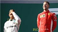 Vì sao Hamilton thất bại ở Australian GP?