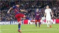 Hi vọng Roma sẽ đánh thức Luis Suarez