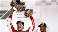 2018 sẽ là mùa giải của Vettel?