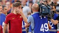 Roma vắng Totti như Barca không có Messi