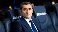 Barca quá mạnh với một Valverde hay nhất trên băng ghế huấn luyện 30 năm qua
