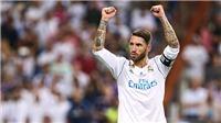 Sergio Ramos: Người thủ lĩnh vĩ đại ở sân Bernabeu