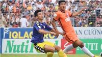 Hà Nội FC 'diễu võ dương oai'