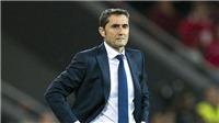 Valverde đang trốn trong 'vỏ ốc' ở Barcelona