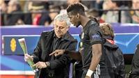 Pogba cẩn thận, Mourinho từng 'trảm' Casillas