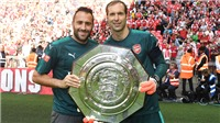 Arsenal - Man City: Dù thế nào, Cech vẫn an toàn hơn Ospina
