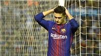 Vấn đề của Barca: Những kẻ bị bỏ lại ở Camp Nou