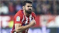 Diego Costa sinh ra để dành cho Atletico