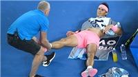 Thấy gì từ chấn thương của Rafael Nadal?