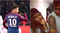 Neymar gặp 'vận đen' mỗi dịp sinh nhật em gái