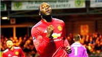 Crystal Palace - M.U (3h00, 6/3): Lukaku xuất sắc nhưng vẫn bị xem thường