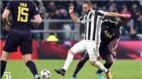 Tottenham – Juventus (02h45, 8/3): Vượt khó ở Wembley?