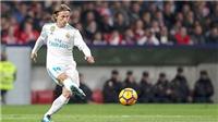 Real và sự tái sinh mang tên Luka Modric