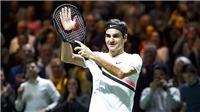 Sau tất cả, Roger Federer lại là số 1