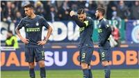 Ở Inter, niềm tin chiến thắng đã không còn tồn tại...