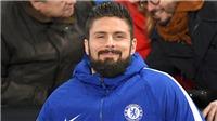 Chiêu mộ Giroud là thắng lợi của Chelsea