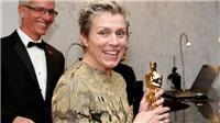 Tượng Vàng của Frances McDormand bị 'chôm chỉa' ngay trong tiệc hậu Oscar 2018