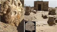 Ai Cập: Phát lộ tượng bán thân Hoàng đế La Mã Marcus Aurelius hiếm có, nhiều cổ vật quý giá