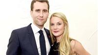 Sao phim 'Harry Potter' kết hôn với bạn gái hơn 21 tuổi và đã có một đời chồng