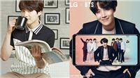 BTS đang 'trên đỉnh' danh tiếng, nhận cát sê quảng cáo 'trên trời'