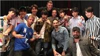 Backstreet Boys ca ngợi BTS hết lời