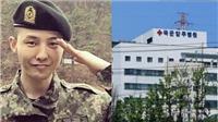 G-Dragon bị tung bệnh án lên mạng, lộ cả hình xăm, vết sẹo, fan bất bình