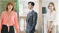 7 phong cách thời trang 'sang chảnh' của thư ký Kim khiến giới văn phòng mê mệt
